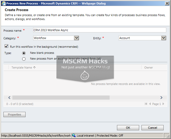 What has changed in Workflows in CRM 2013 - Image 03