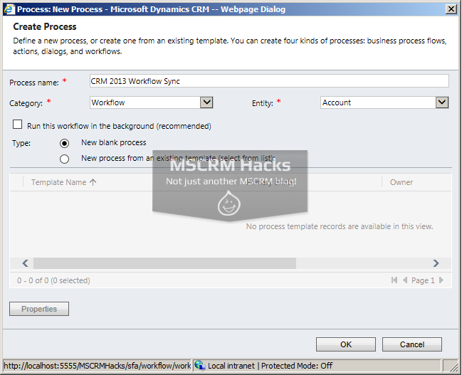 What has changed in Workflows in CRM 2013 - Image 05