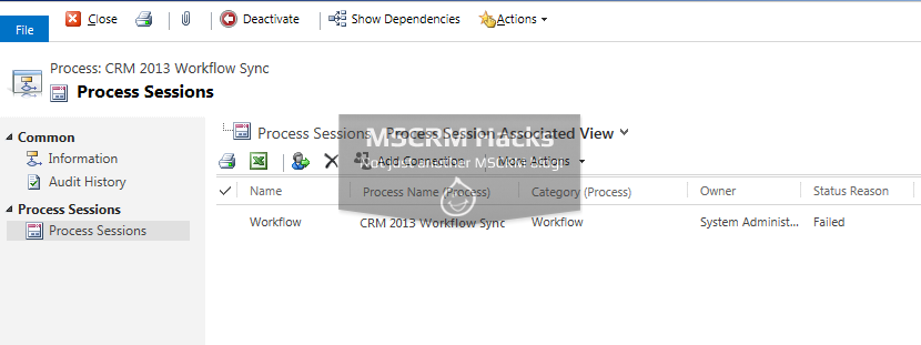 What has changed in Workflows in CRM 2013 - Image 09b
