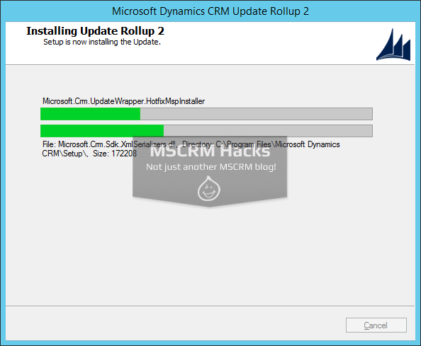 Dynamics CRM 2013 Update Rollup 2 available for On Premise - Image 04