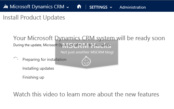 Dynamics CRM 2013 Service Pack 1 available for On Premise - Image 12