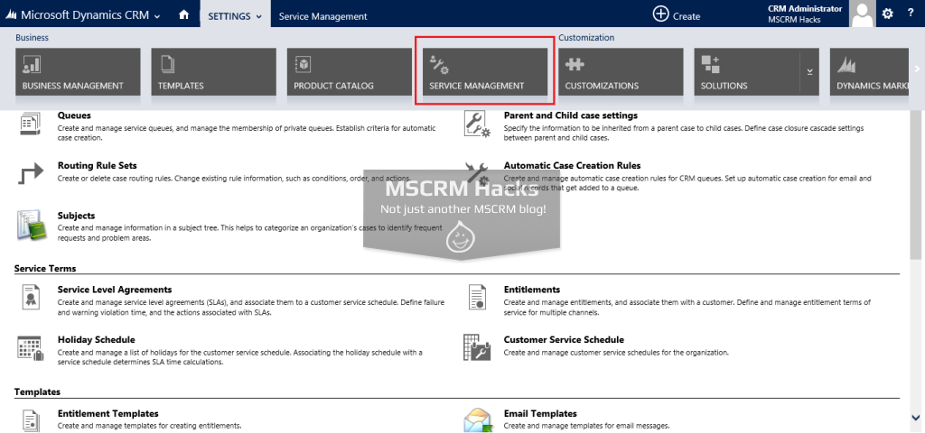 Dynamics CRM 2013 Service Pack 1 available for On Premise - Image 14