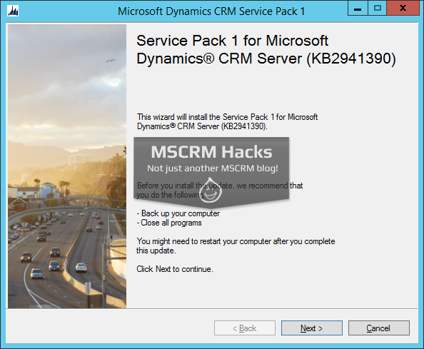 Dynamics CRM 2013 Service Pack 1 available for On Premise - Image 01