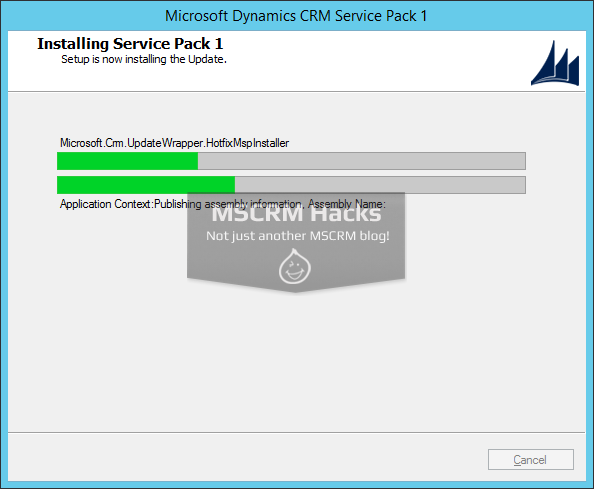 Dynamics CRM 2013 Service Pack 1 available for On Premise - Image 02