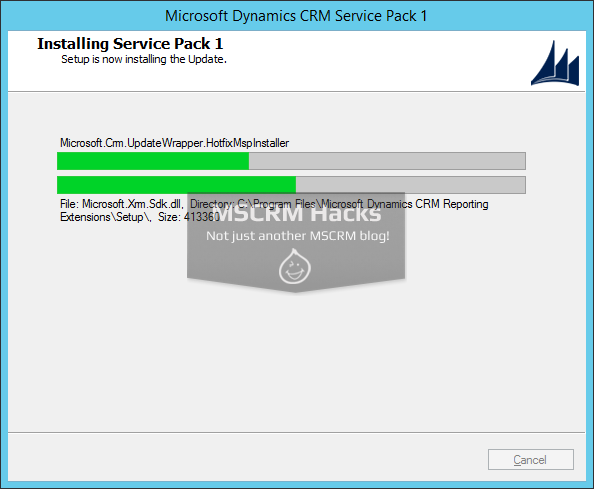 Dynamics CRM 2013 Service Pack 1 available for On Premise - Image 06