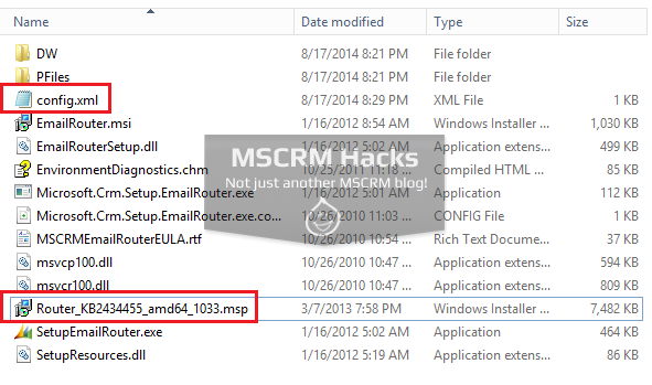 Install CRM 2011 on Windows Server 2012 R2 - Image 07