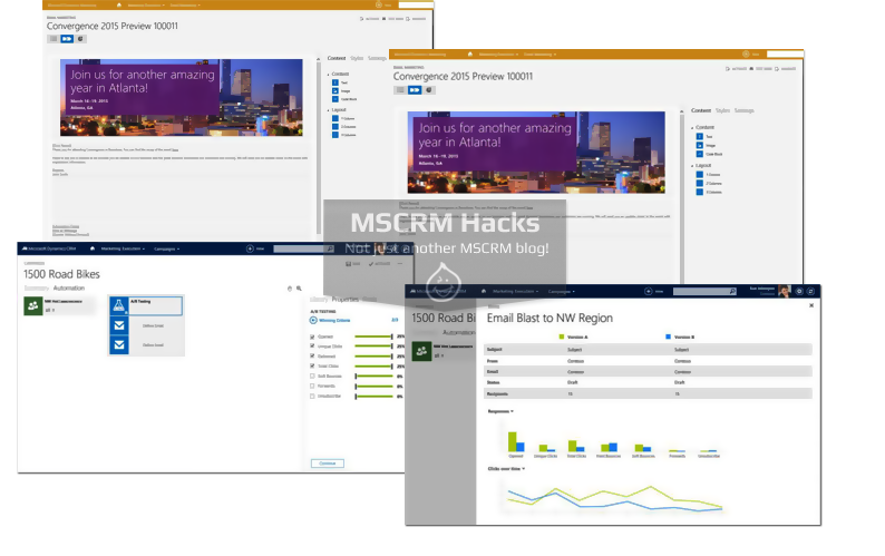 Hold on to your seats! Dynamics CRM 2015 is coming! - Image 01