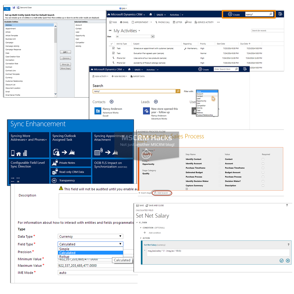 Hold on to your seats! Dynamics CRM 2015 is coming! - Image 06