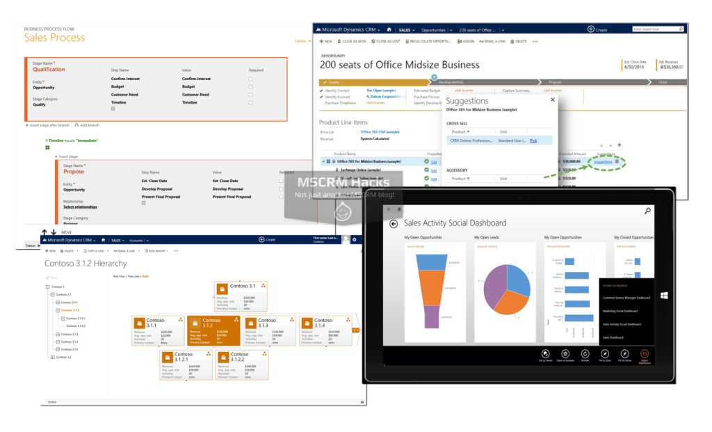 Hold on to your seats! Dynamics CRM 2015 is coming! - Image 03
