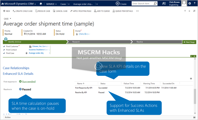Hold on to your seats! Dynamics CRM 2015 is coming! - Image 04