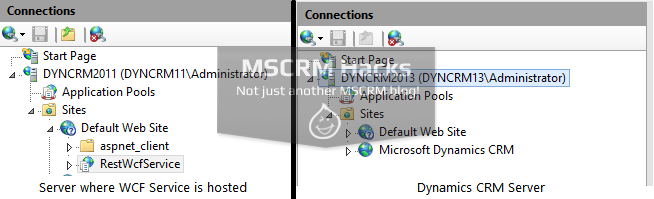 Call WCF Service from Dynamics CRM 2013 using AJAX - Image 02