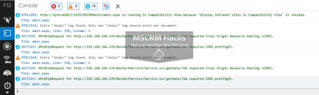 Call WCF Service from Dynamics CRM 2013 using AJAX - Image 09